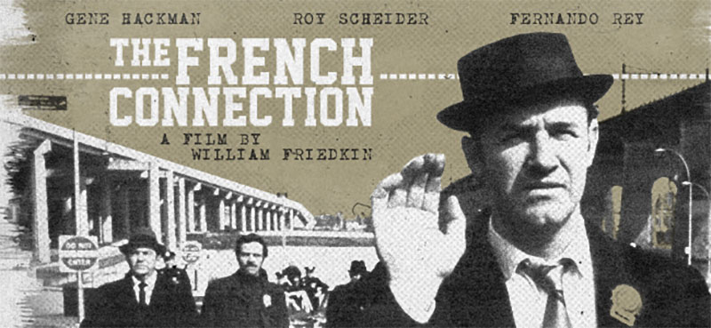 Brief Review – THE FRENCH CONNECTION (1971)