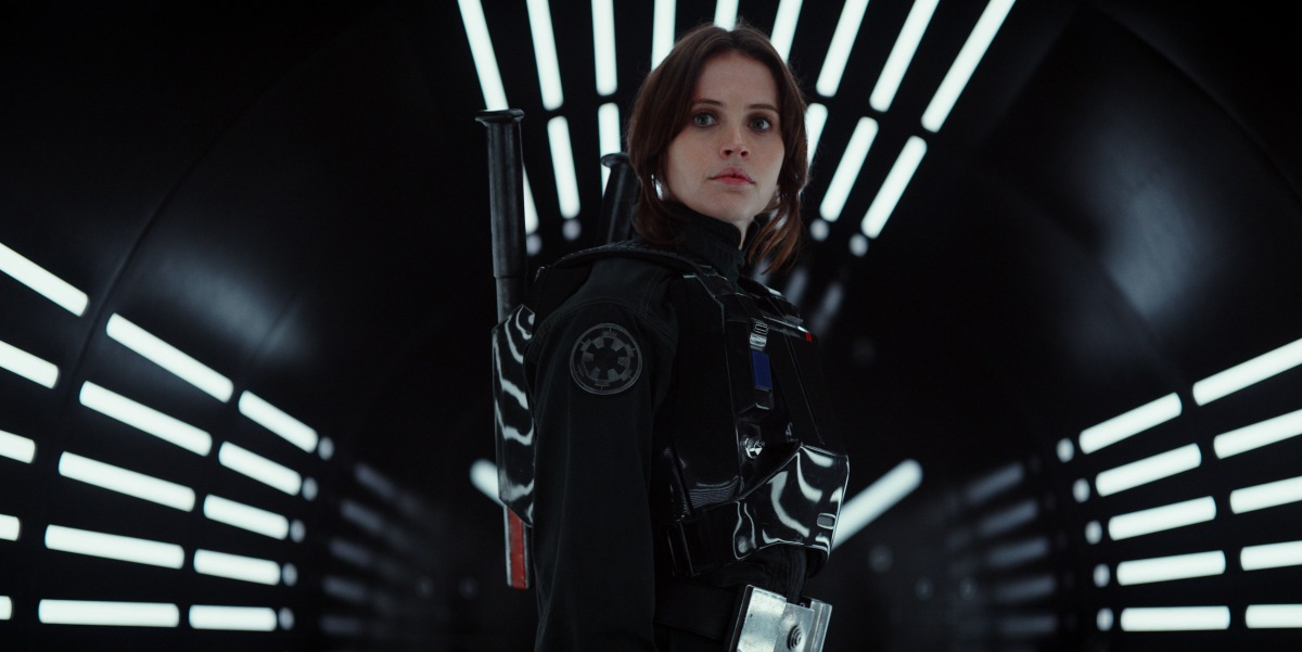 Talking Stars Podcast #35 – Rogue One: a Star Wars Story