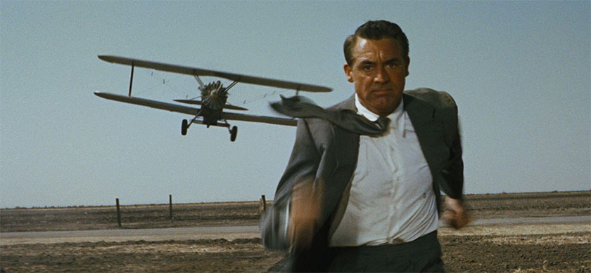 Review – NORTH BY NORTHWEST(1959)